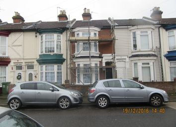 Thumbnail 4 bedroom terraced house to rent in Manor Road, Portsmouth