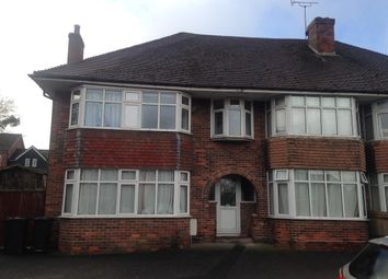 Thumbnail 8 bed shared accommodation to rent in Bursledon Road, Southampton