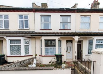 Thumbnail 3 bedroom terraced house for sale in Wakering Avenue, Shoeburyness
