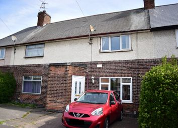 Thumbnail 2 bed terraced house for sale in Mellors Road, Arnold, Nottingham