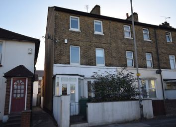 Thumbnail 3 bedroom end terrace house for sale in Dover Road, Gravesend, Kent
