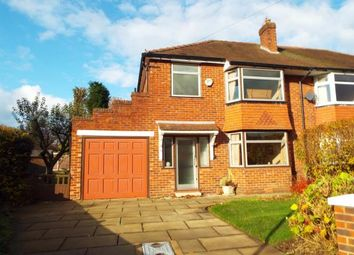 3 bed semi-detached house for sale in Marlow Drive, Handforth, Cheshire, . SK9