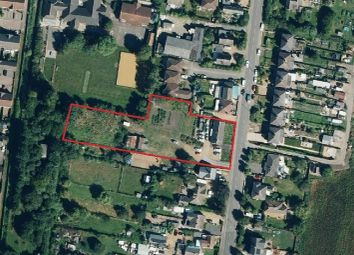 Thumbnail Land for sale in Herne Road, Ramsey St. Marys, Ramsey, Cambridegshire.
