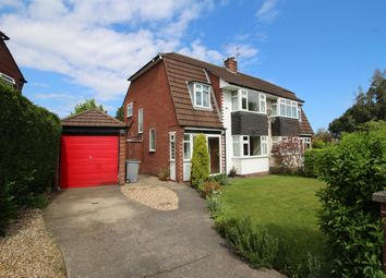 Thumbnail 3 bed semi-detached house to rent in Brooklet Road, Heswall, Wirral