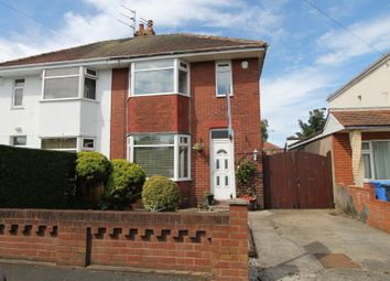 Thumbnail 3 bed semi-detached house for sale in Compley Avenue, Poulton-Le-Fylde