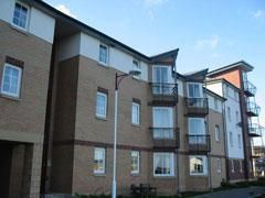 Thumbnail 2 bed flat to rent in 33 Williamsons Quay, Kirkcaldy