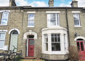 5 bed terraced house for sale in Dereham Road, Norwich NR2