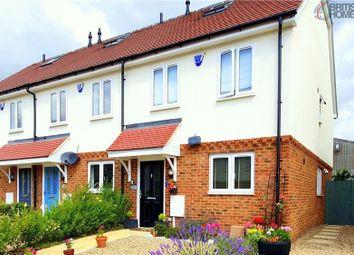 Thumbnail 4 bed end terrace house for sale in Four Elms Road, Edenbridge, Kent