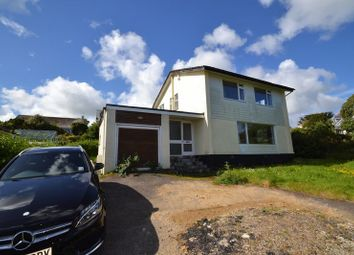 Thumbnail 3 bed detached house for sale in Boskerris Crescent, Carbis Bay, Cornwall