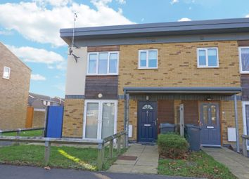 Thumbnail 3 bed end terrace house for sale in Eastwood Close, Hayling Island