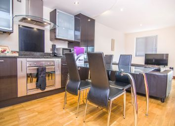 Thumbnail 2 bed flat to rent in Cuba Street, Canary Wharf, London