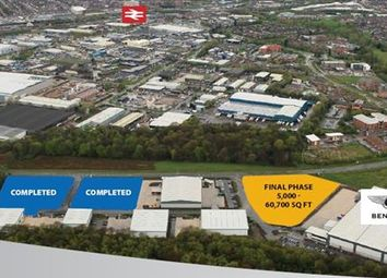 Thumbnail Light industrial for sale in Unit 2 Orion Park, University Way, Crewe, Cheshire