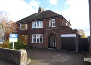 Thumbnail 3 bed semi-detached house for sale in Forest Road, Coalville, Leicestershire