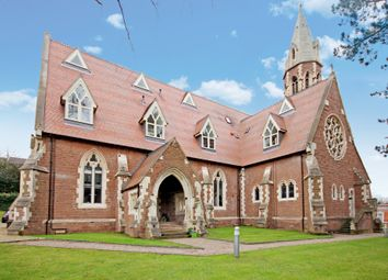 Thumbnail 3 bed flat to rent in St James Church, Charlotte Road, Edgbaston