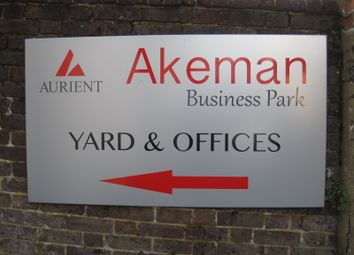 Thumbnail Office to let in Akeman Street, Tring, Herts