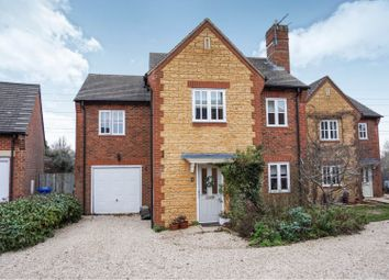 Thumbnail 4 bed detached house for sale in The Tythings, Banbury