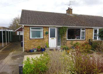 Thumbnail 2 bed semi-detached bungalow for sale in Southdown Road, Huntington, York