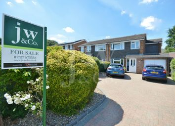 Thumbnail 4 bed semi-detached house for sale in Ringway Road, Park Street, St Albans