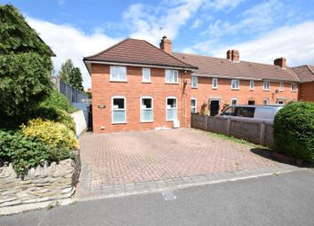 Thumbnail 3 bed end terrace house for sale in Shirehampton Road, Bristol