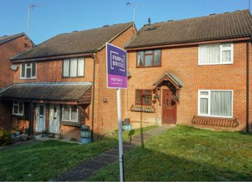 Thumbnail 2 bedroom terraced house for sale in Aveling Close, Purley