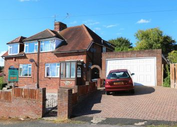 Thumbnail 2 bed semi-detached house for sale in South Drive, High Wycombe