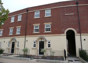 Thumbnail 4 bedroom town house to rent in Redhouse Way, Swindon