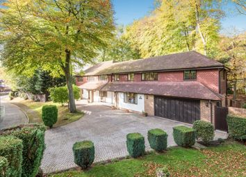 Thumbnail 6 bed detached house for sale in Magnolia Dene, Hazlemere, High Wycombe
