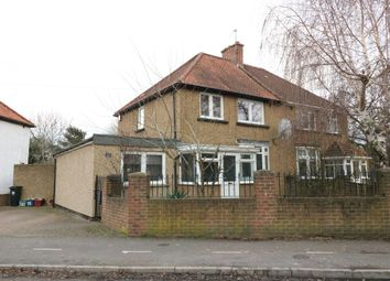 Thumbnail 3 bed semi-detached house for sale in Bedfornt Road, Feltham
