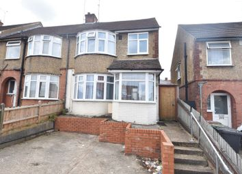 Thumbnail 3 bed semi-detached house to rent in Marsh Road, Leagrave, Luton