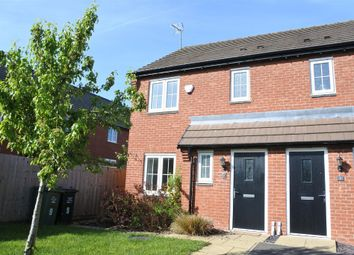Thumbnail 3 bed semi-detached house to rent in Bates Hollow, Rothley