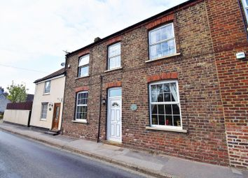 Thumbnail 2 bedroom terraced house for sale in High Street, Bempton, Bridlington