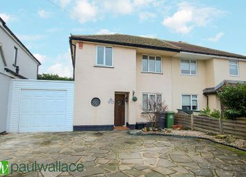 Thumbnail 3 bed semi-detached house for sale in Robinson Avenue, Goffs Oak, Waltham Cross