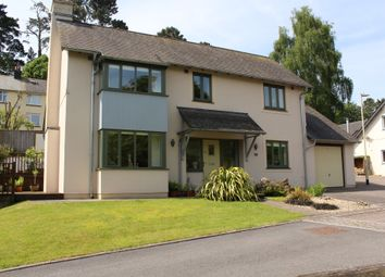 Thumbnail 4 bed detached house for sale in Quarry Close, Totnes