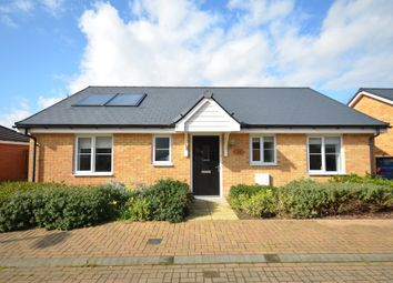 Thumbnail 2 bed detached bungalow for sale in Stanley Road, Great Chesterford, Saffron Walden