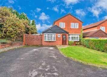 4 bed detached house to rent in Clover Ridge, Cheslyn Hay, Walsall WS6
