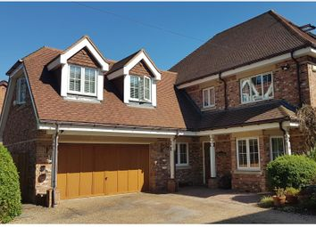 Thumbnail 6 bed detached house for sale in Popeswood Road, Binfield, Bracknell