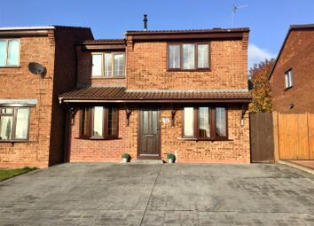 Thumbnail 3 bed detached house for sale in Stone Pine Close, Hednesford