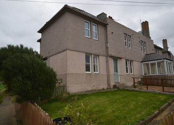 Thumbnail 2 bed flat for sale in Upper Burnmouth, Burnmouth, Eyemouth, Berwickshire, Scottish Borders