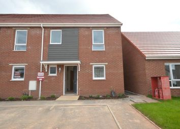 Thumbnail 3 bed end terrace house to rent in Staddle Stone Road, Exeter, Devon
