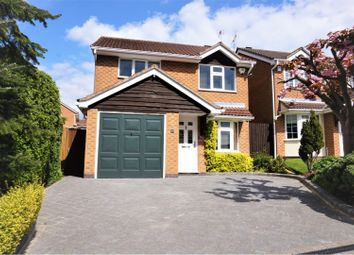 Thumbnail 3 bed detached house for sale in Cedar Drive, Melton Mowbray
