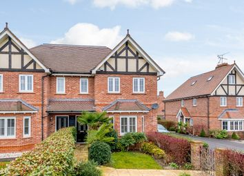 Thumbnail 3 bed semi-detached house for sale in The Gallops, Esher