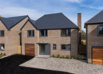 Thumbnail 4 bed detached house for sale in Station Road, Southwater, Horsham