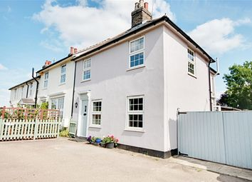 Thumbnail 2 bed semi-detached house for sale in The Street, Sheering, Bishop's Stortford, Herts