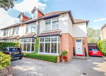 Barnet Lane, Elstree, Hertfordshire WD6. 5 bed semi-detached house