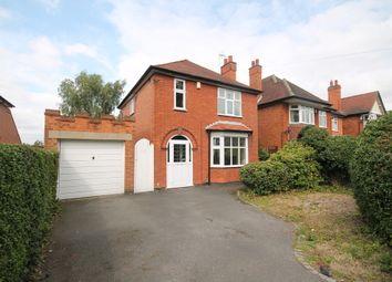 Thumbnail 3 bed detached house to rent in Park Lane, Castle Donington, Derby