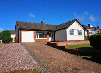 Thumbnail 3 bed detached bungalow for sale in Moel View Road, Buckley
