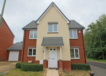 Thumbnail 4 bed property to rent in Rimini Road, Andover, Hampshire