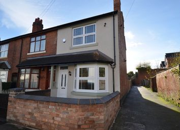 Thumbnail 5 bedroom end terrace house for sale in Taylor Road, Kings Heath, Birmingham