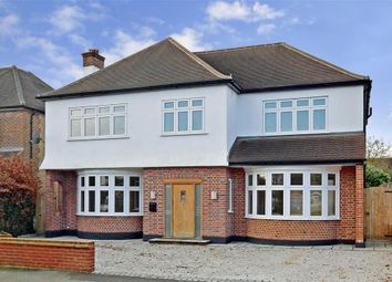 Thumbnail 5 bed detached house for sale in Blenheim Gardens, South Croydon, Surrey