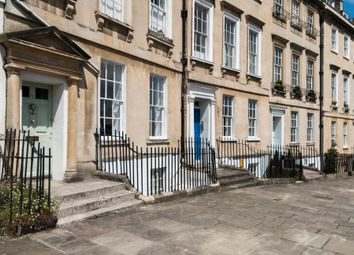 Thumbnail 1 bedroom flat to rent in Walcot Parade, Bath